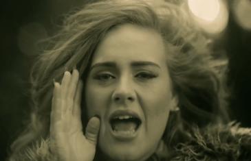 Hello le nouveau clip d'Adele réalisé par Xavier Dolan