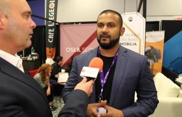 Dax Dasilva, CEO of Lightspeed at eCommerce Québec