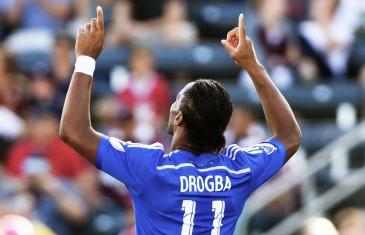 Drogba marque deux fois et l'Impact défait Toronto