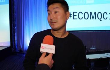 Ethan Song CEO & Co-founder Frank & Oak
