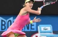 Eugenie Bouchard se retire du China Open