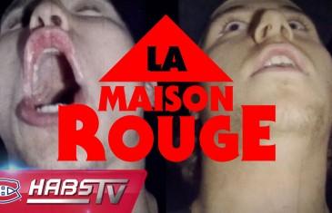 Gallagher et Beaulieu visitent une maison hantée à La Ronde