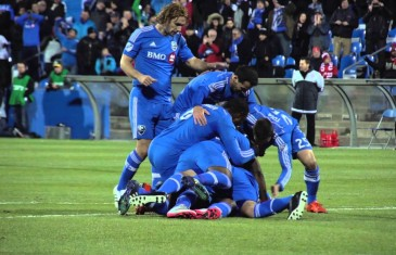 L'Impact blanchit Toronto et poursuit sa route en séries