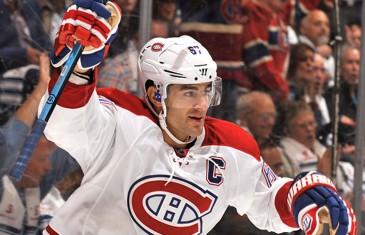 Max Pacioretty marque le premier de la saison du Canadien à Toronto