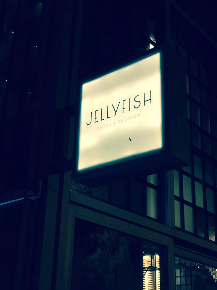 Le Jellyfish est ouvert dans le Vieux-Montréal
