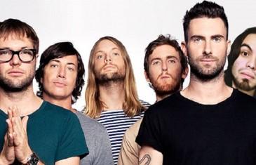 Maroon 5 en spectacle à Montréal
