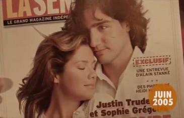 Mc Gilles et Jean-René Dufort présentent le passé amoureux de Justin Trudeau et Sophie Grégoire