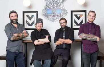 Le Lapin Blanc: nouveau bistro bar cool à HOMA