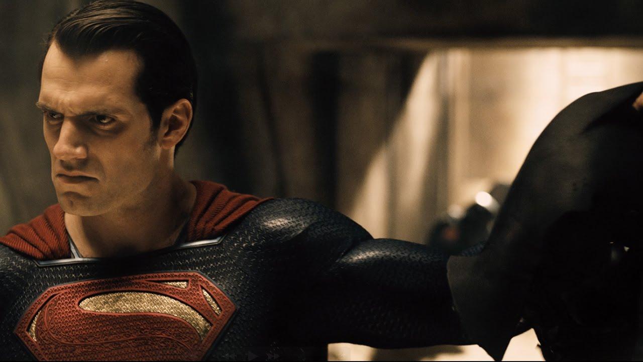 Batman démasqué dans le film Batman v Superman