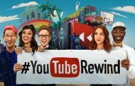 L'année 2015 en revue avec YouTube