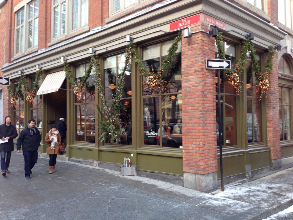 Le restaurant Vallier est vendu et fera place à un nouveau concept