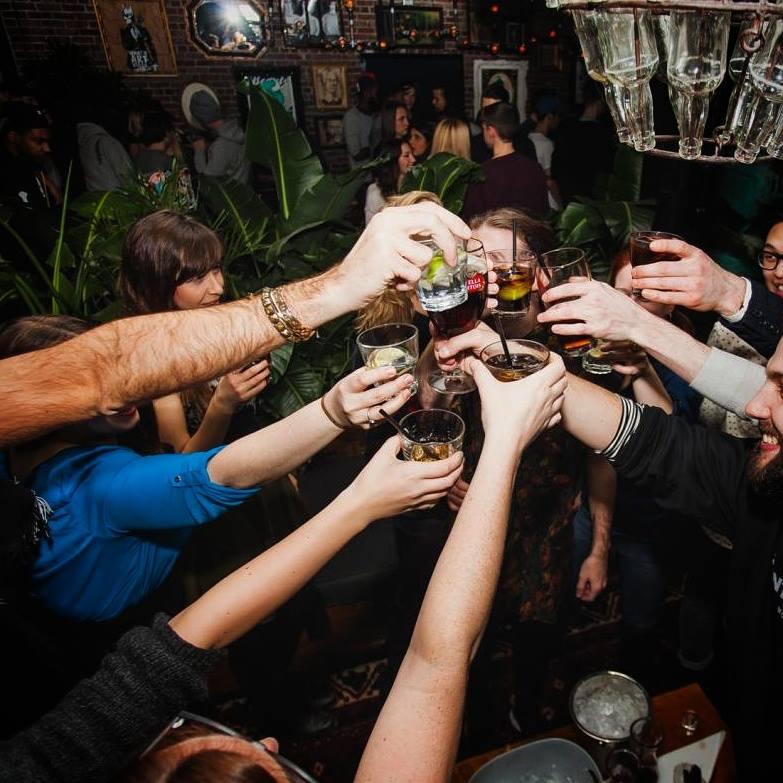 After Party Igloofest à l'Apt. 200