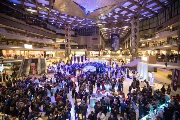 Le Mondial des cidres à Montréal