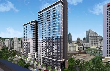 Construction launch Le Drummond by Samcon