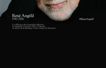Les funérailles de René Angélil en direct sur le web