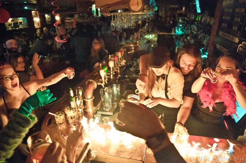 Des bars ouverts jusqu'à 6 heures du matin lors de la Nuit blanche