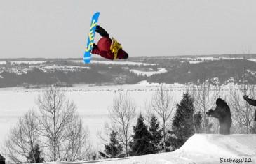 Il n'y aura pas de Shakedown cet hiver à Saint-Sauveur