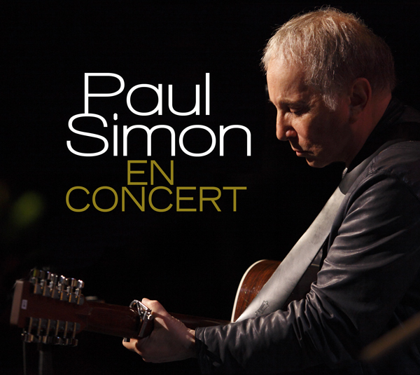 Paul Simon en spectacle à la Place des Arts de Montréal