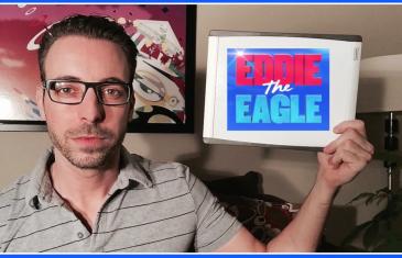 Critique du film Eddie The Eagle