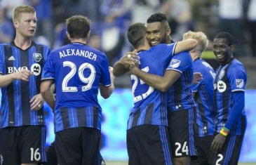 L'Impact remporte son match d'ouverture locale face aux Red Bulls de New York