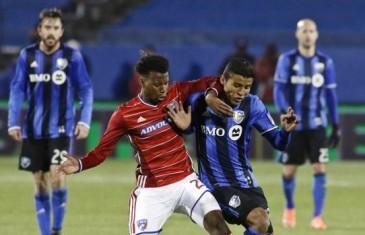 L'Impact de Montréal s'incline contre le FC Dallas