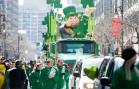 Le Défilé de la Saint-Patrick 2016 à Montréal