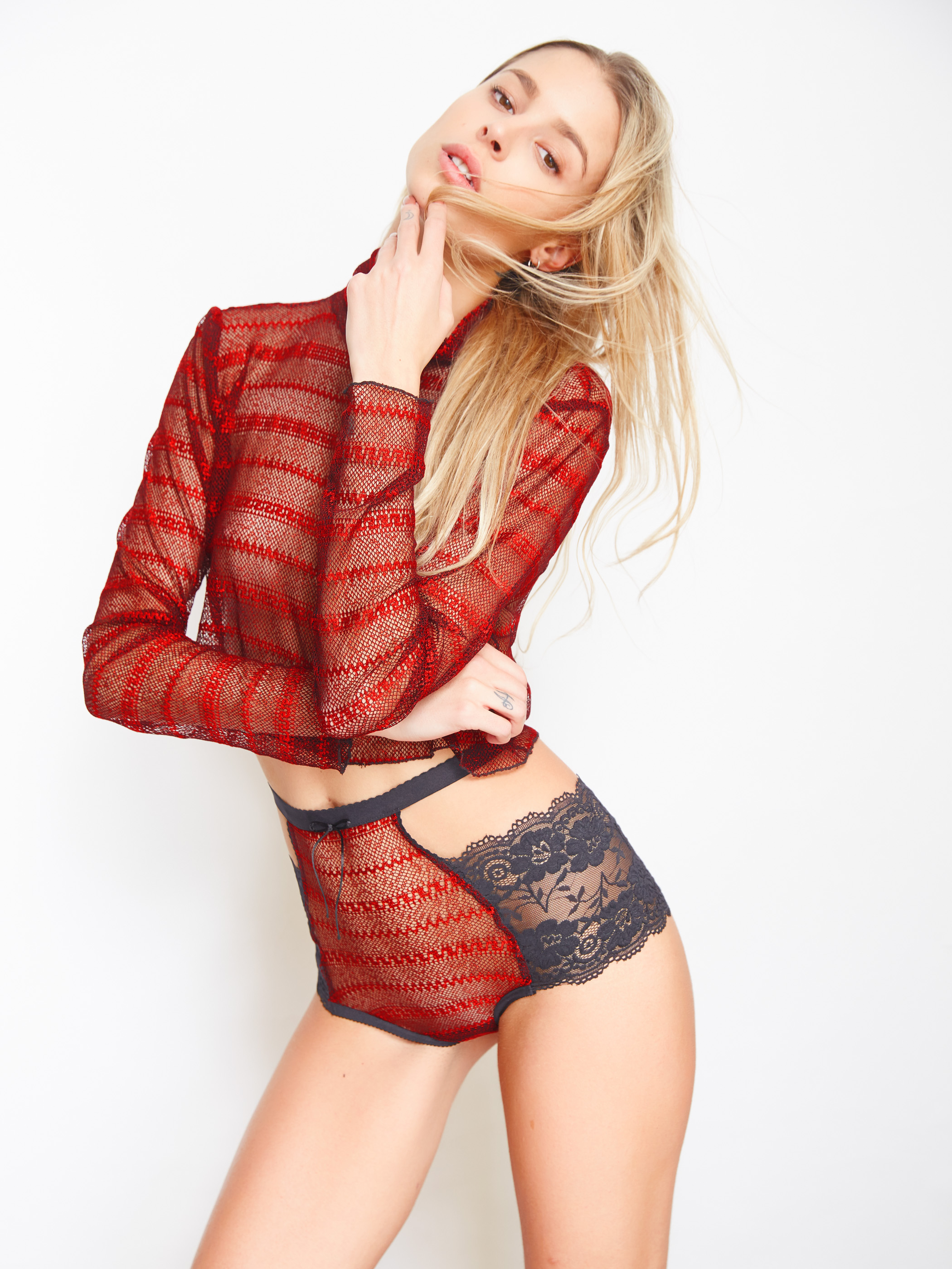 Charlie Paille: de mannequin international à designer de lingerie