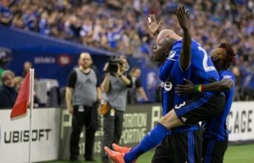 L'Impact de Montréal blanchit Columbus 2-0 au Stade olympique