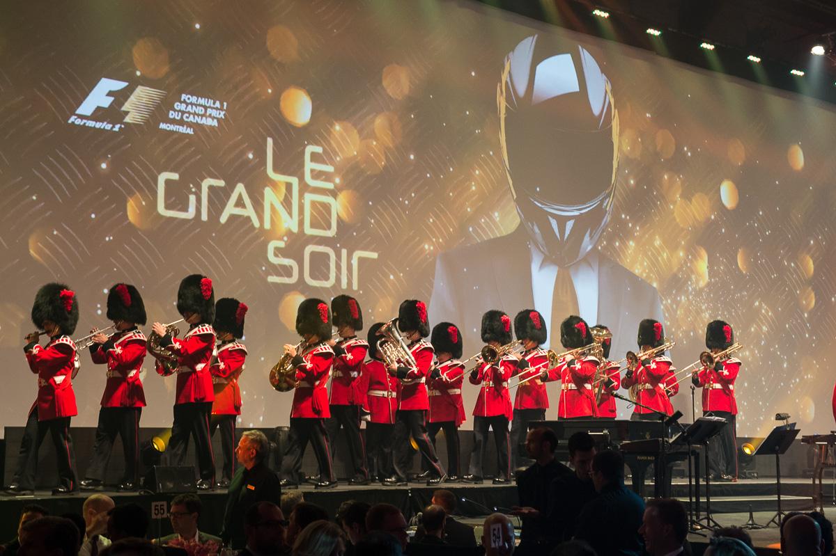 Le Grand Soir de la F1 à Montréal aura lieu à l'Arsenal le 9 juin