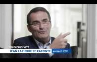 Entrevue avec Jean Lapierre à Télé-Québec