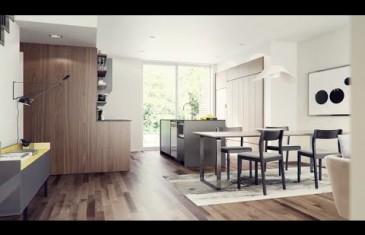 Projet immobilier Espace MV3 et Le Quatrième à Dorval