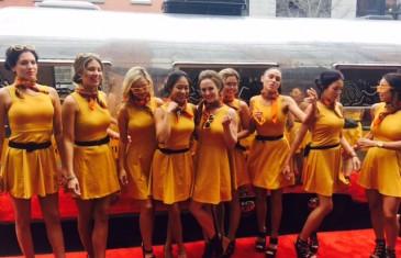 Yelloweek à Montréal: la semaine du champagne jusqu'au 7 mai