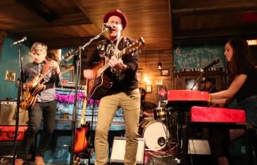 Joseph Edgar lance son sixième album au Baron Samedi à Montréal