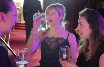 Les vins Mouton Cadet au Festival de Cannes