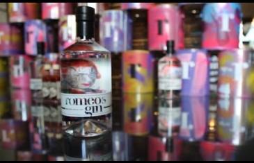 romeo's gin: le nouveau gin québécois