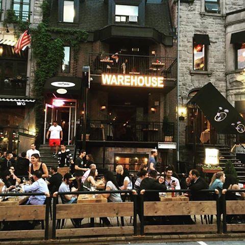 L'Entrepôt Mont-Royal ouvre un nouveau restaurant nommé Warehouse sur Crescent à Montréal