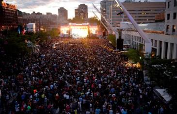 Francofolies 2016 à Montréal du 9 au 18 juin
