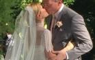 Le plus gros mariage de l'année à Montréal a eu lieu ce week-end avec Seal en vedette