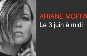 Spectacle gratuit de Ariane Moffatt au Musée des beaux-arts de Montréal
