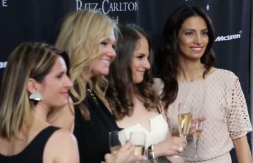 Le très glamour Party McLaren au Ritz-Carlton à Montréal