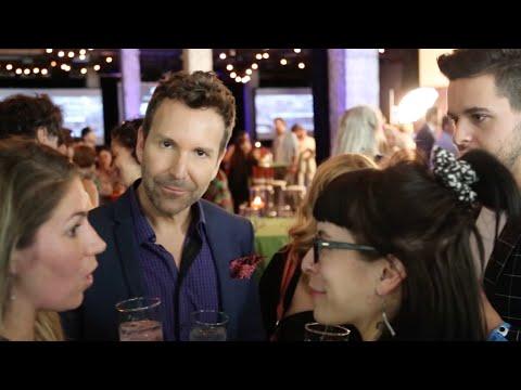 Le party de l'Académie du cinéma et de la télévision à Montréal