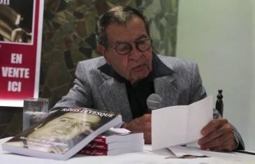 Regis Lévesque: conférence de presse intégrale de son lancement de livre