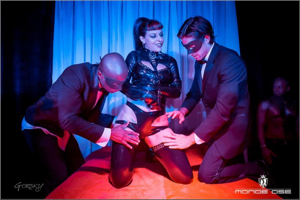Le Bal Érotique aura lieu le 26 août au magnifique Théâtre Paradoxe à Montréal