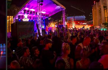 Le Melting Pot Block Party: la plus grande discothèque à ciel ouvert à Montréal