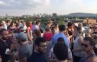Condos U31 à Montréal: inauguration de la piscine et terrasse sur le toit