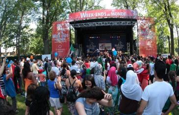 Week-ends du Monde au Parc Jean-Drapeau à Montréal