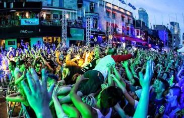 Le festival gratuit de musique EDM Villa Paradizo les 9 et 10 septembre à Montréal