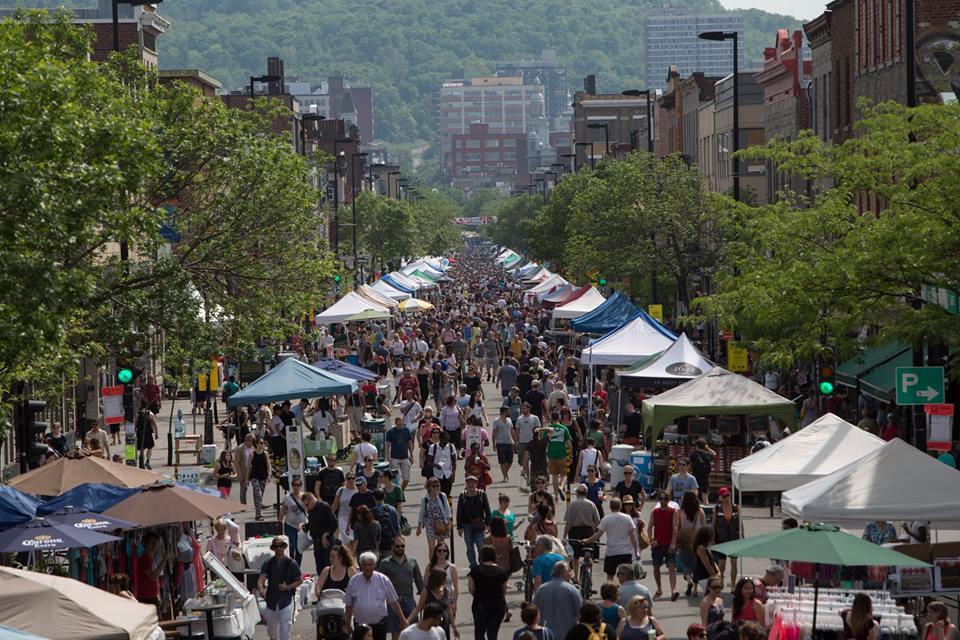 RU: le nouveau festival sur l'Avenue Mont-Royal ce week-end à Montréal