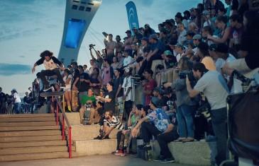 Jackalope: le festival de sports extrêmes prend d'assault le Parc olympique de Montréal ce week-end