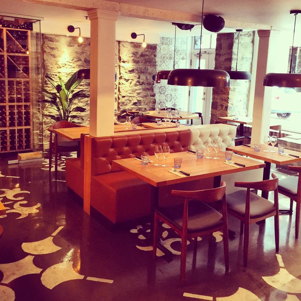 Taberna: la nouvelle taverne portugaise dans le Vieux-Montréal